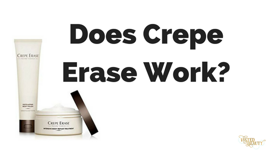 Crepe Erase Review On Day 21