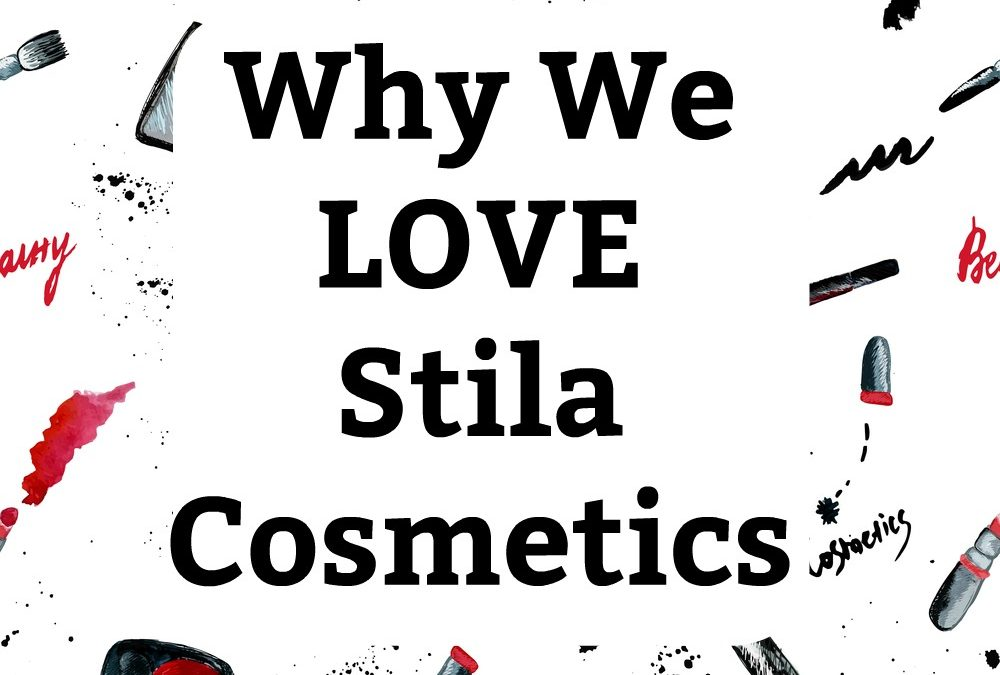 Midlife Women's Guide to Stila Cosmetics (and How to Get a Free Kabuki Brush)