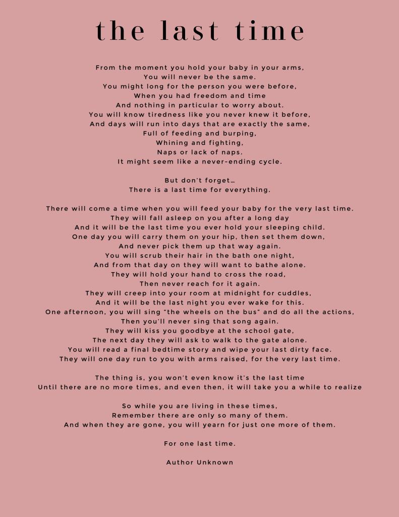 Empty Nest Poem
