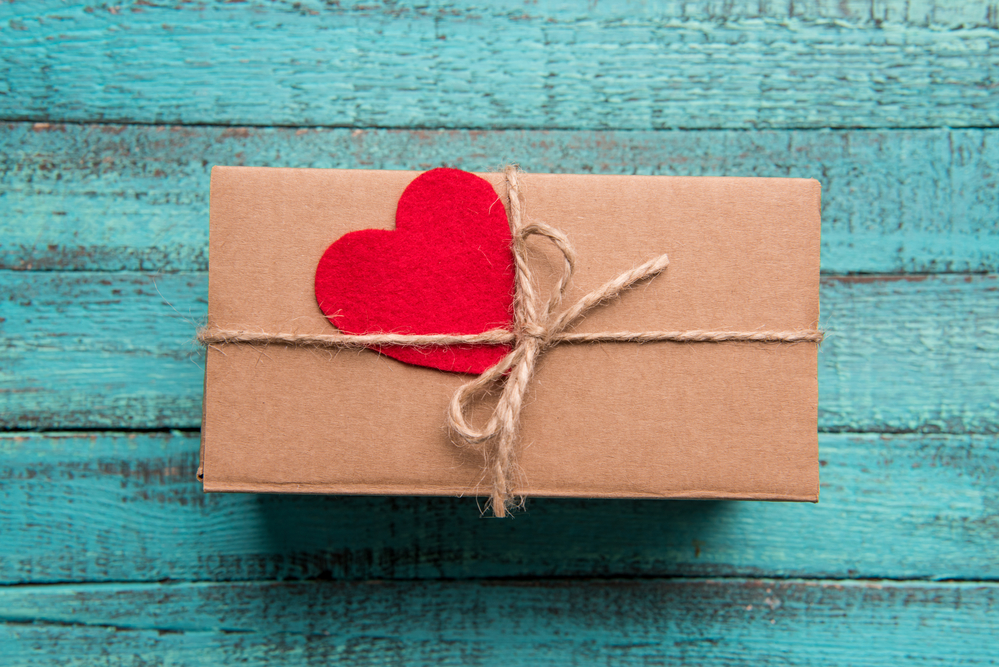 Love Languages - gifts